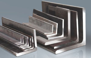 Production and Export Customed Equal Angle Steel pictures & photos