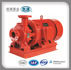 Xbd-Hy Horizontal Single Stage Constant Pressure Fire Boosting Pump pictures & photos