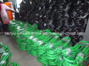 Nigeria Market Construction Wheelbarrow Wb6200-2 pictures & photos