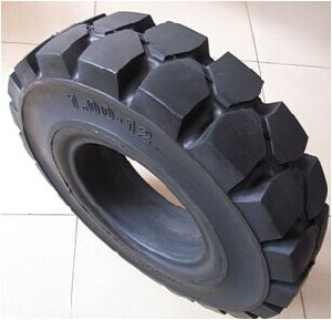 Forklift Tyres Customized (for Toyota, TCM, Nissan, Linde) Available (HYFT21) pictures & photos
