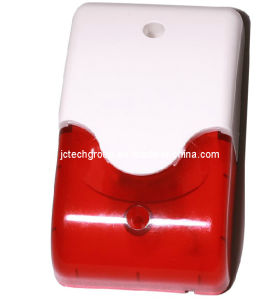 DC12V/5V/24V Indoor Flash/Strobe Alarm Siren (JC-103)