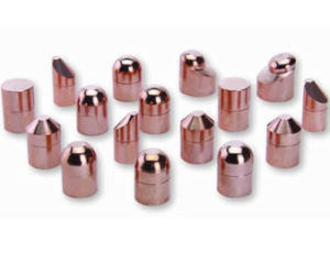 Welding Electrode Copper Alloy Cap pictures & photos