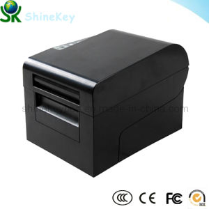 High Quality POS Front Paper Loading Thermal Printer pictures & photos