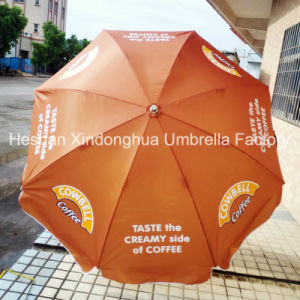 60 Inch Windproof Outdoor Sun Umbrella for Advertising (BU-0060W) pictures & photos