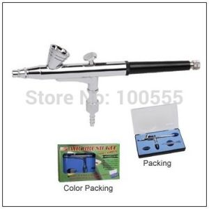 0.2mm or 0.3mm 2cc Dual-Action Airbrush for Artwork, Design Painting pictures & photos