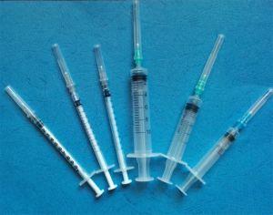 Disposable Sterile Auto-Destructive Syringe pictures & photos