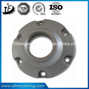 Metal CNC Supply Flange Cover Machining with OEM Service pictures & photos