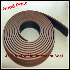 Expandable Fireproof Intumescent Seal Strip pictures & photos