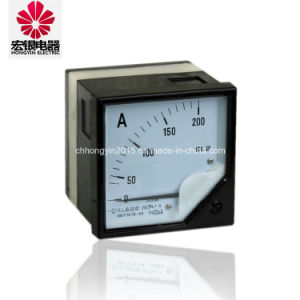 High Accurancy Analog Panel 6L2-a Current Meter pictures & photos