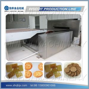 Fully Automatic& Multifunctional Biscuit Production Machine pictures & photos