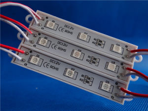 5050 3LEDs Wide Usage Outdoor LED Module for Distributors pictures & photos