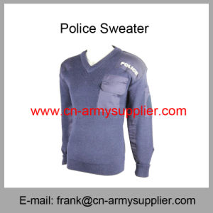 Police Uniform-Police Clothes-Police Apparel-Police Supplies-Police Sweater pictures & photos