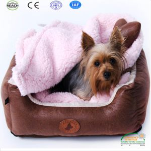 Wholesale Personalized Pet Dog Blankets for Furniture Couch pictures & photos