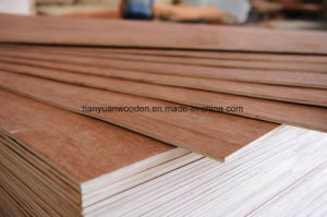 (Bintangor) Okoume Packing Commercial Plywood (2-25mm) , Furniture Plywood pictures & photos