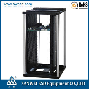 SMT PCB Antistatic ESD Magzine Rack (3W-9805301A) pictures & photos