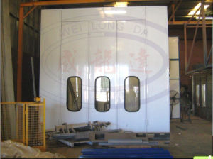 Garage Equipment Automotive Car Spray Paint Booth Wld-8400 pictures & photos