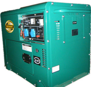 KDE8600T 6.5/7KVA Diesel Power Remote Control Generator pictures & photos