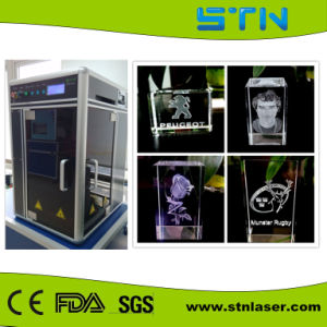 3D Laser Engraving Machine, Crystal Craft Machine