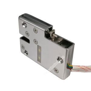 Electric Cabinet Lock with Status and LED pictures & photos