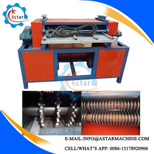 200-500kg/H Radiator Aluminum Stripping Machine pictures & photos