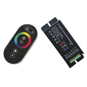Touching RGB LED Controller for 5050 LED Strip Light pictures & photos
