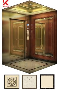 Hotel Lift with Effective Deceleration Device pictures & photos