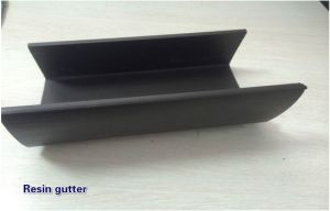Rain Gutter Steel Profile pictures & photos