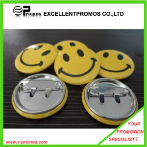 Cheap Wholesale Customzied Logo Printed Tin Badge (EP-B9072) pictures & photos