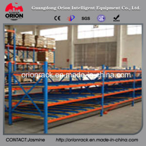 Heavy Duty Carton Flow Roller Rack Shelves pictures & photos