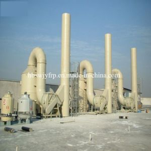 FRP Dust and Vocs Removal Scrubbing Tower pictures & photos
