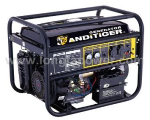 2.5kw Key Start Battary Portable Generator with CE Soncap pictures & photos