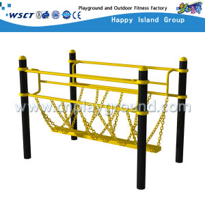 Fitness Children Fitness Equipment Outdoor Chain Swing Set (M11-04112) pictures & photos