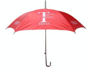 Auto Open Straight Advertising Umbrella (AU003) pictures & photos