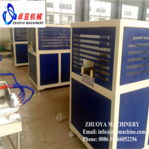 PVC Wood Plastic Profile Extruder Machine for Window and Door Frame pictures & photos
