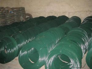PVC Coated Galvanized Iron Wire pictures & photos