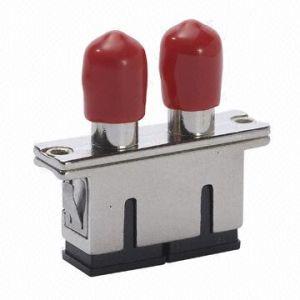 Duplex Sc-St Fiber Optic Adapter pictures & photos