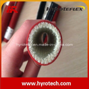 Fiberglass Sleeve Coated with Silicone pictures & photos