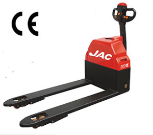 JAC Electric Pallet Truck Cbd15/Pallet Jack pictures & photos