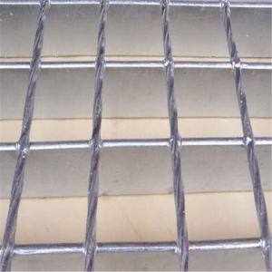 Hot-DIP Galvanized Steel Bar Grating pictures & photos