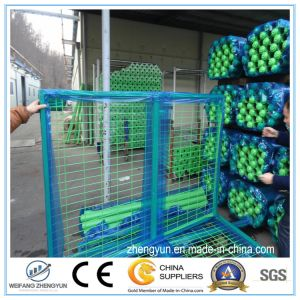 Wholesale Iron Fence Welded Fence Gate Frame, Metal Fencing Gate pictures & photos