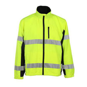 Customized Cotton Reflective Safety Jacket pictures & photos