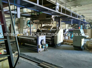 Used / Second Hand 5 Layer Sg 1800 Series Corrugated Paperboard Production Line/Carton Production Machinery