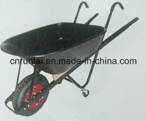 Salable Heavy Duty Construction Garden Wheelbarrow pictures & photos