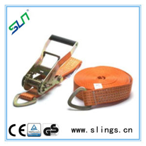 Cargo Lashing with Plastic Handle Ratchet pictures & photos
