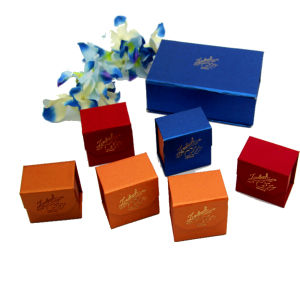 Color Fancy Paper Made Small Jewellery Box pictures & photos