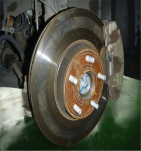 Hot Selling Good Quality Cast Iron Brake Disc 4385812 pictures & photos