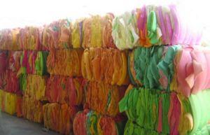 PU (polyurethane) Scrap Foam, AA Grade PU Trim Scrap Foam pictures & photos