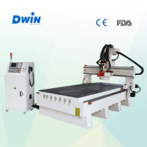 4X8ft 1325 Syntec System Automatic 3D Wood Carving CNC Router pictures & photos