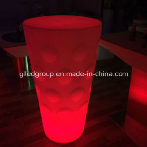 2016 New Modern Furniture LED Tables for Events Nightclub