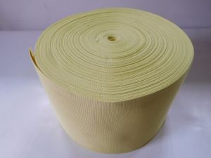 155mm High Temperature Resistance Kevlar Webbing for Industry Machine and Conveyer Belt pictures & photos